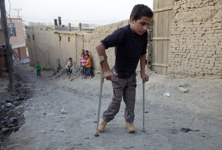 Afghanistan Struggles to Eradicate Polio
